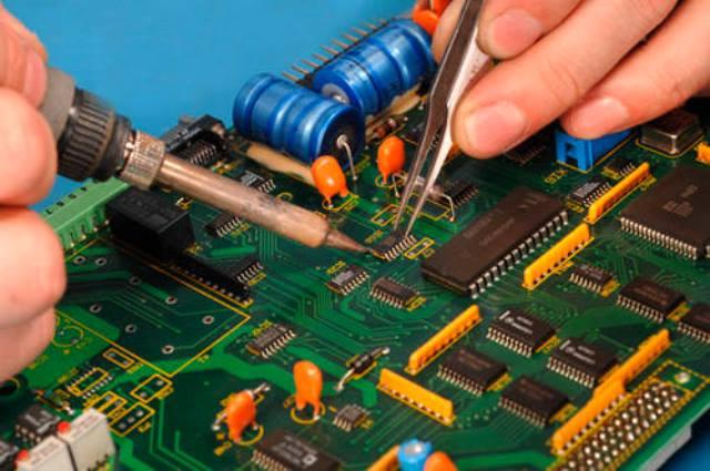 تعمیر لوازم الکترونیکی