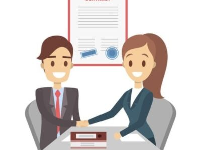 نمونه قرارداد کاری